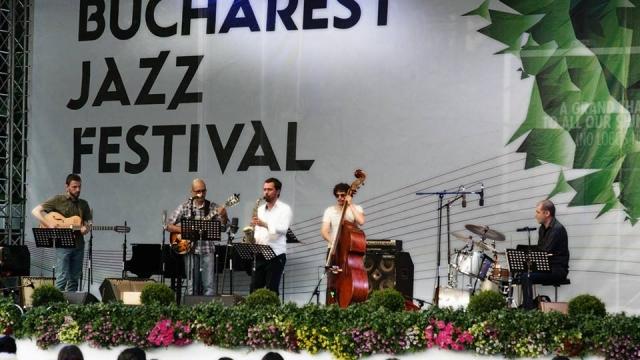 Romanian Jazz Collective, George Dumitriu