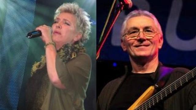 Silvia Dumitrescu şi Virgil Popescu
