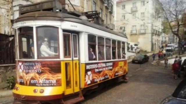 Tramvai ICR Lisabona