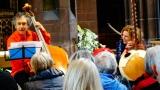 Michael Creţu la Manchester, concert la catedrală