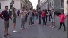 Lumânări pentru victimele SIDA la Timișoara