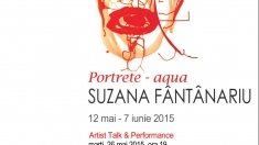 Performance inedit al artistei Suzana Fântânariu
