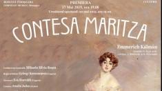 """Contesa Maritza""- o operetă care i-a cucerit pe timişoreni!"