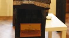 """Etnosculptură cu """"inserţii"""" brâncuşiene"""