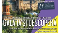 Gala Ia'şi Descoperă ajunge la Chişinău