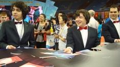 Copiii de aur ai României, la TVR Internaţional