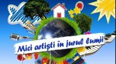 Special de 1 iunie: Mici artiști în jurul lumii