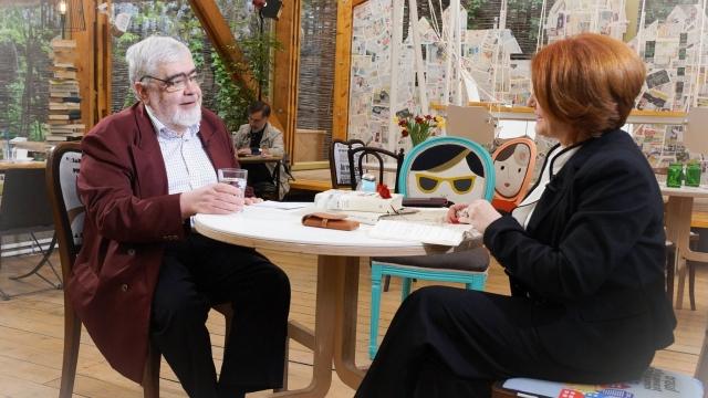 Andrei Plesu si Zeca Buzura