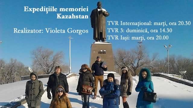 Expeditiile Memoriei Kazahstan