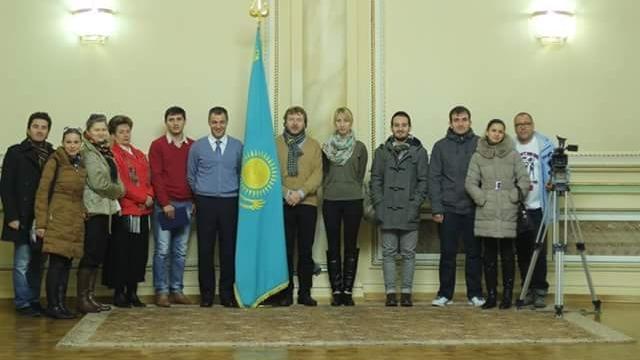 Reportaj Kazahstan TVR Iaşi