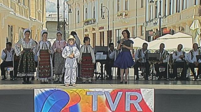Vocea populara pentru copii - TVR Craiova