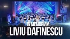 "Tezaur folcloric în Gorj: Memorial ""LIVIU DAFINESCU"""