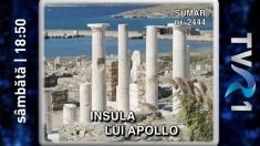 Insula lui Apollo, între subiectele de vacanță de la Teleenciclopedia