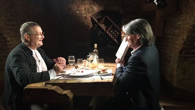 Dinescu si Ion Marin