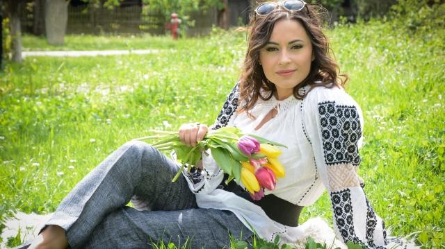 Corina Dobre în ie