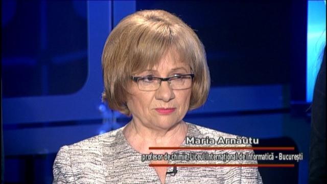 Maria Arnăutu
