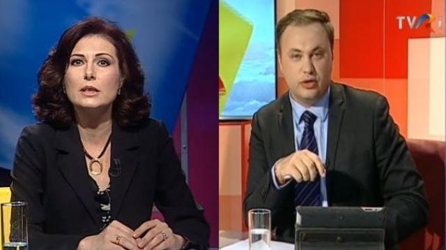 Miruna Munteanu şi Vitalie Guţu