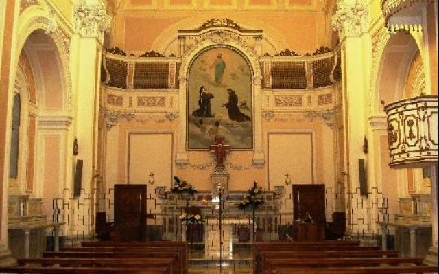 Chiesa di Santa Chiara, Monte San Savino