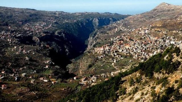 Valea Kadisha, Liban