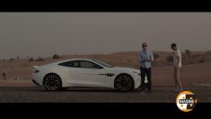Din Dubai până-n Anglia, conducem cele mai noi maşini cu Giurgea şi Bratu