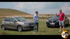 Giurgea şi Bratu ne prezintă cel mai rapid Audi A8: S8 plus