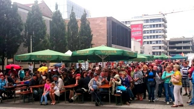 Rumänien Sommerfest 2015