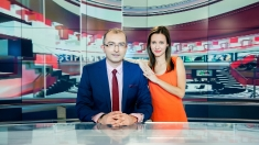 Lavinia Adam şi Vlad Arhire, noii matinali de la TVR1