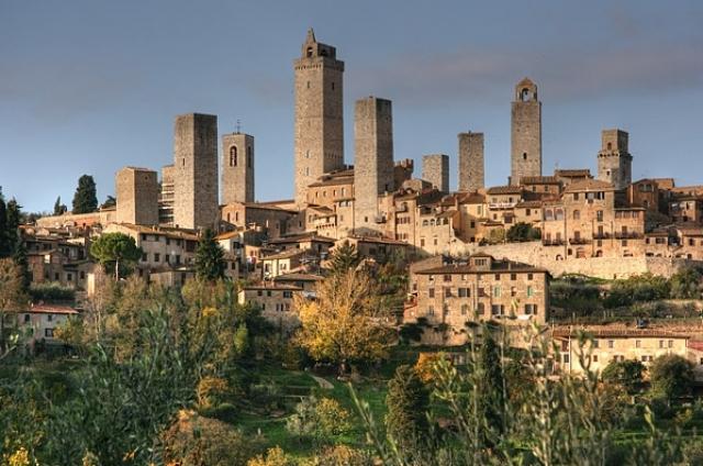 San Gimignano. Teleenciclopedia 26 septembrie 2015