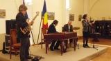 Trio cu Decebal Badila si Adrian Ciceu