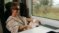 """Urcaţi în """"Trenul cu poveşti şi amintiri"""