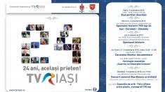 Proiectul transfrontalier TVR Iaşi 24: Paris - Iaşi - Cernăuţi - Chişinău
