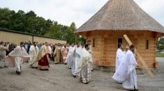Universul credinţei: prima biserică românească din Scandinavia