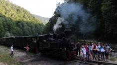 TRENUL CAMPIONILOR în Maramureşul istoric, la Reportajele TVRi