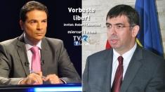 Vorbeşte liber!, cu Robert Cazanciuc, la TVR 1