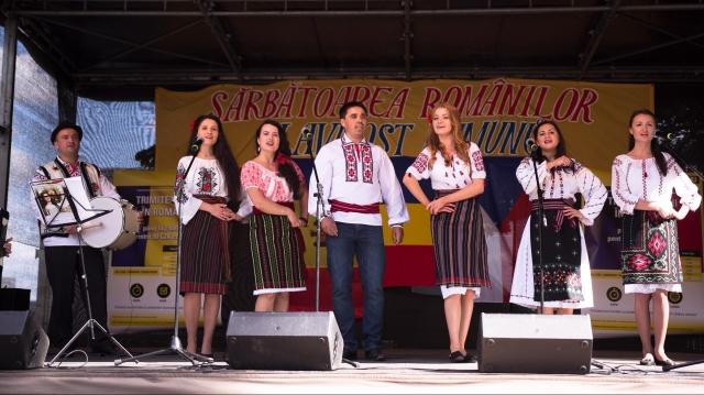 Românii din Cehia