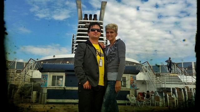 Ciprian şi Lorena Norway 2012