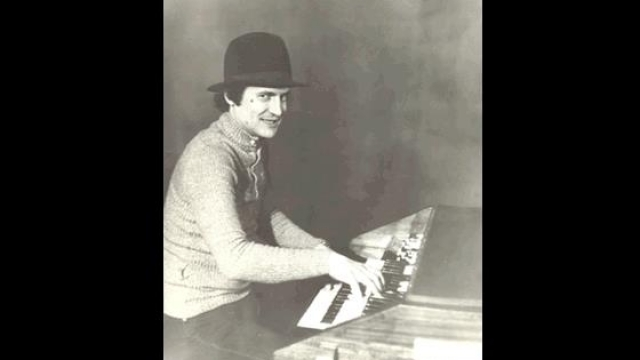 Organistul Ghiţă Ciolac