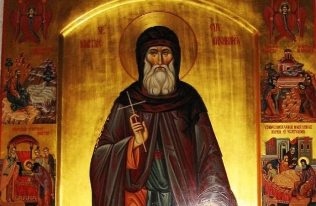Sf. Cuvios Dimitrie Basarabov