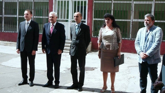 Liceul Mihai Eminescu din Sofia