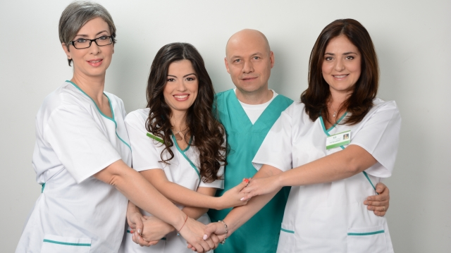 Echipa Un doctor pentru dumneavoastră