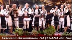 Ionuț Dolănescu şi Tiberiu Ceia, invitaţi la aniversarea Ansamblului Haţegana