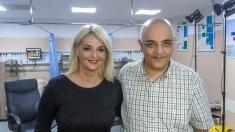 """Raed Arafat şi Lucian Mustaţă - două """"Destine ca-n filme"""""""