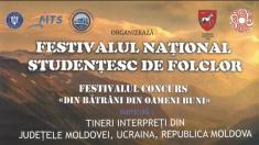 Două festivaluri de folclor se desfăşoară la Iaşi concomitent