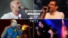 #Colectiv: Artiştii români în lumina reflectoarelor, într-o Ediţie specială