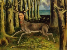 Frida Kahlo şi minunile fiinţei umane, la Teleenciclopedia