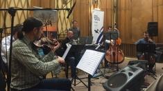 """""""Placer de tango"""", în concert la Radio Tîrgu Mureş"""