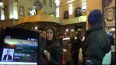 #Colectiv #CoruptiaUcide: Politicienii au interzis la miting în Timișoara