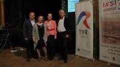 Echipa TVR Iaşi s-a întors de la Paris