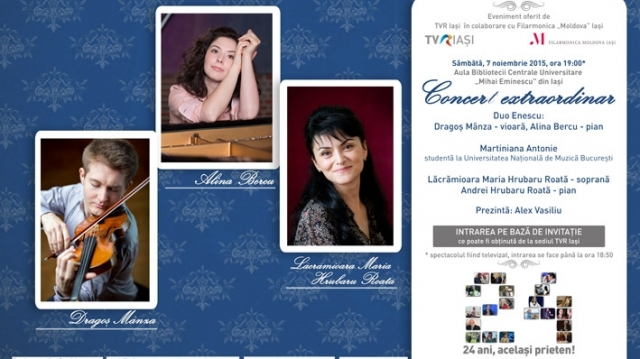 Concert cameral TVR Iasi 24
