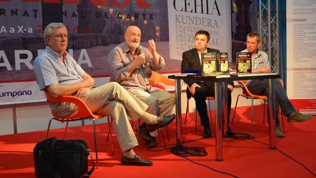Lansare cărţii lui Mircea Udrescu